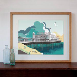landscape prints 40cm x 30cm